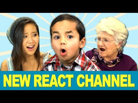 Channel - SUBSCRIBE To The New REACT Channel: http://goo.gl/47iJqh IMPORTANT: YouTubers React, Teens React, Kids React, Elders React will STILL BE ON THIS CHANNEL (The...