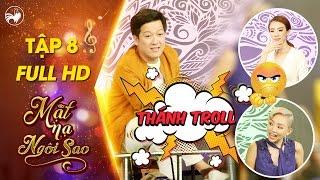 Mặt nạ ngôi sao  Tập 8 full hd: Tóc Tiên, Thu Trang ...