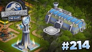 FULL CAPACITY PARK PROBLEM ANSWERED!!! || Jurassic World - The Game - Ep214 HD