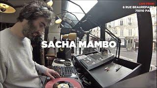 Sacha Mambo - Live @ LeMellotron 2015