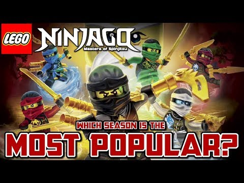Ninjago: Which Season Is The Most Popular?