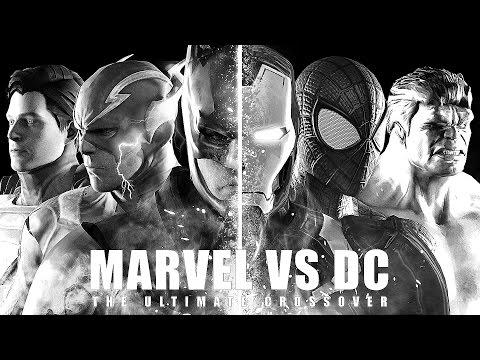 看過這段MARVEL VS DC英雄大亂鬥,你一定讚嘆這名超級粉絲的電腦動畫功力!