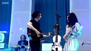 Jack White - We're Going To Be Friends @ Glastonbury 2014