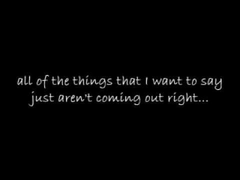 Lifehouse - You and Me [With Lyrics]