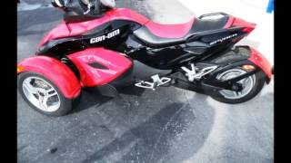 10. 2008 CAN AM SPYDER GS ROADSTER