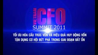 VIETNAM CFO SUMMIT 2011
