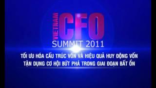 VIETNAM CFO SUMMIT 2011