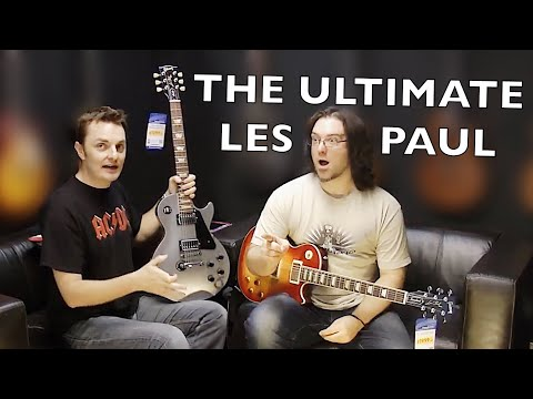 Gibson - Gibson Standard Vs Studio Vs Epiphone - The Ultimate 2012 Les Paul Shootout http://www.andertons.co.uk Rob Chapman Facebook: http://www.facebook.com/official...