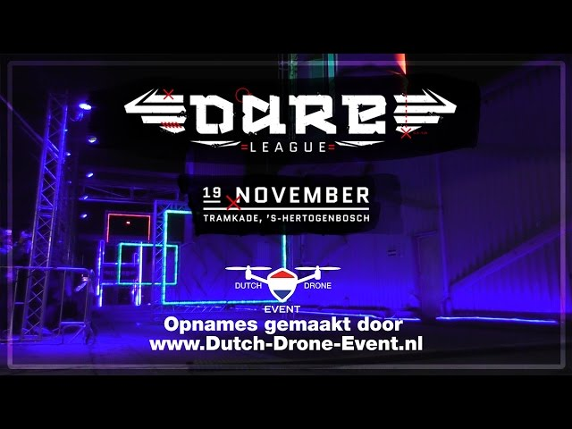 DARE League | Dutch-Drone-Event