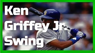 Ken Griffey Jr | Swing Like the Greats