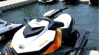 1. 2012 Sea-Doo GTR 215 PWC