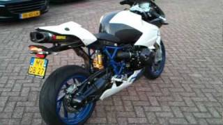 9. HP2 Sport Akrapovic view and sound