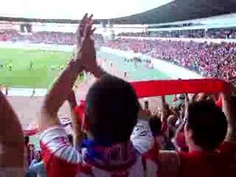 Gol de corona, su debut con el Almería