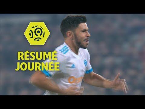 Résumé de la 13ème journée - Ligue 1 Conforama / 2017-18