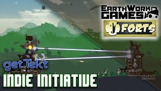 Forts: Indie Initiative Episode #5 gameplay review