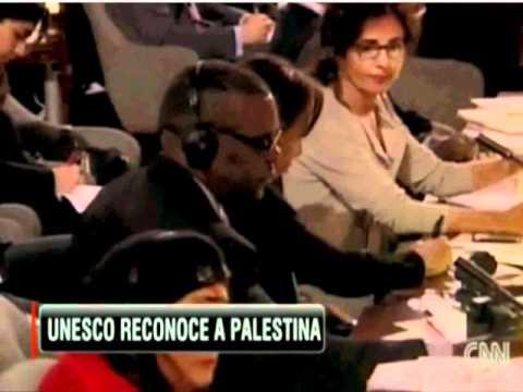 Unesco reconoce a Palestina y Estados Unidos le retira la ayuda