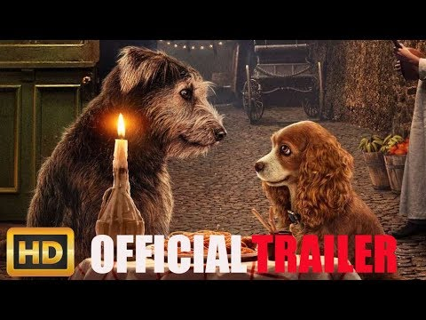 Lady and the Tramp | Official Trailer | Disney+ | Streaming November 12 2019[HD]