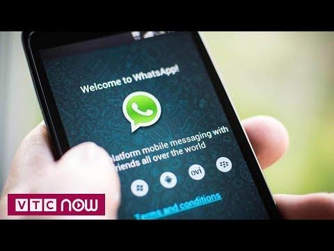 WhatsApp sẽ dừng hoạt động trên smartphone đời cũ | VTC1 - Thời lượng: 45 giây.