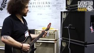1. NAMM 2018 | Victory Amplifiers VX100 The SuperKraken ft. Rabea Massaad
