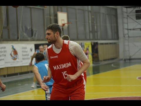 Роскошный пас Николая Вертебы (Maximum) в 5-м туре Кубка АБЛ