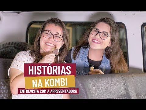 Histórias na Kombi: Entrevista com a apresentadora // Se liga no Sinal