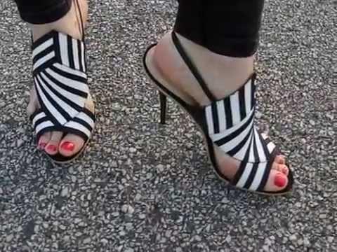 gx by Gwen Stefani vegan ABBOT High Heel Sandaletten im Lauf-Test