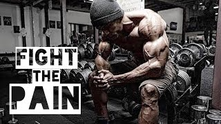 Video BODYBUILDING MOTIVATION - FIGHT THE PAIN MP3, 3GP, MP4, WEBM, AVI, FLV November 2018