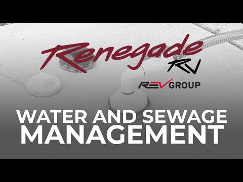 Water and Sewer Management