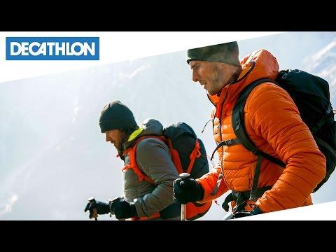 Come scegliere il piumino da trekking | Decathlon Italia
