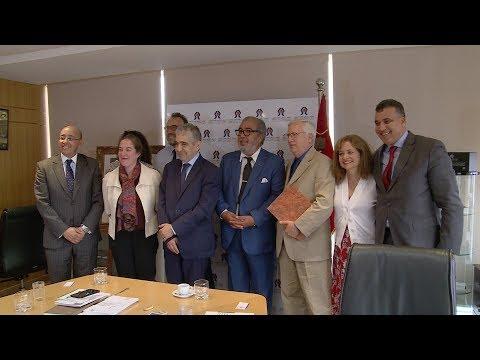 سبل تعزيز قدرات الصحفيين المغاربة في مجال حقوق الإنسان محور مباحثات وفد عن نادي الصحافة الوطنية بواشنطن
