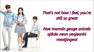 Video LeL (Feat Linzy) -  What My Heart Wants to Say (OST High School - Love On) (Color Coded Lyrics) MP3, 3GP, MP4, WEBM, AVI, FLV April 2018