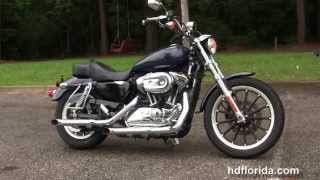 9. Used 2008 Harley Davidson Sportster 1200 Custom Motorcycles for sale