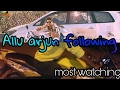 Lucky Police Entry Scene By Fan Moula Sonu Bring The Action Allu Arjun  RaceGurram