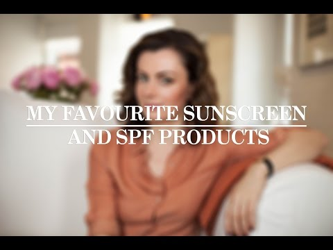 My Favourite Sunscreen and SPF Products | Dr Sam in the City