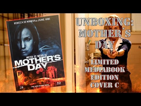 Unboxing - Mother´s Day (2010) - Limited Mediabook Edition - Cover C