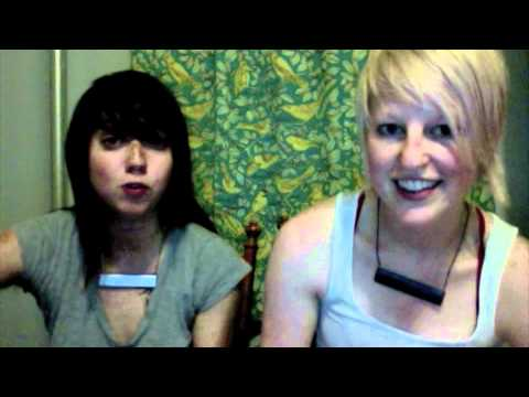 @ The Space Bar w/ Megan and Lynn: Episode one — Internet vs. Real Life