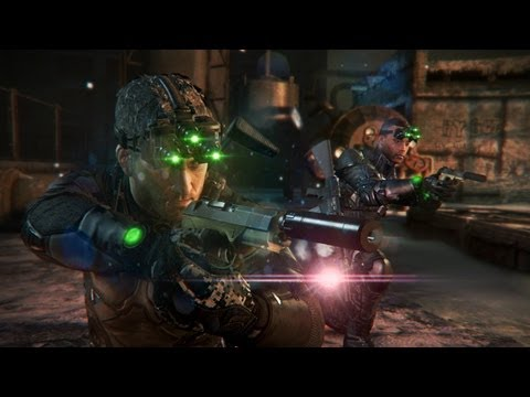 co - Splinter Cell Co-Op Returns Head into the field with backup! Play together as Sam and Briggs, through 14 different maps that all feature missions tied to the...