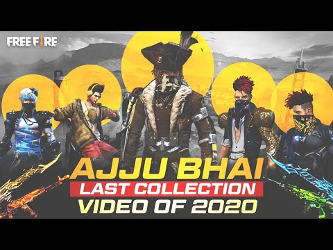 Ajjubhai Free Fire 2020 Collection | Total Gaming Best Collection - Garena Free Fire