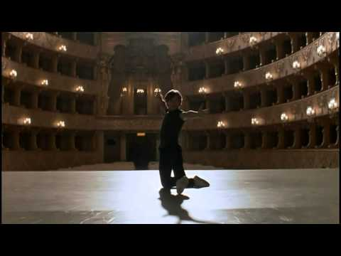 Mikhail Baryshnikov in White Nights - \