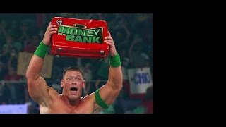 image of Money in the Bank 2012 John Cena, Kane, Chris Jericho, Big Show,The Miz