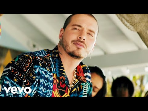 Download Lagu J. Balvin - Ambiente Music Video