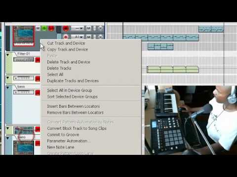 image for How To Lock Akai MPD32 In Propellerhead Reason