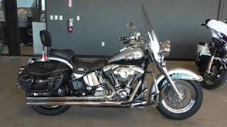3. 062086   2003 Harley Davidson Softail Heritage Classic   FLSTCI Used motorcycles for sale