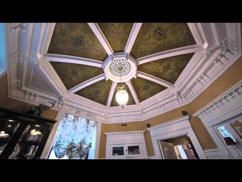 A mystery room in Chicago's Wrigley Mansion