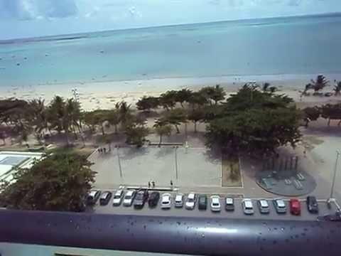 Hotel vista mar em maceió