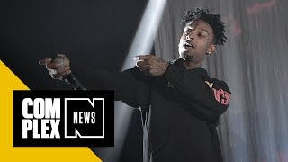 Video Why Doesn't 21 Savage Wear Jewelry Anymore? MP3, 3GP, MP4, WEBM, AVI, FLV Maret 2018