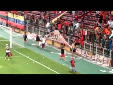 ¿Que pasó este domingo en el Estadio Metropolitano?