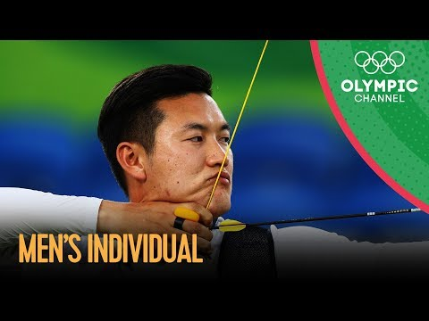 Men's Archery Individual Gold Medal Match   Rio 2016 Replay (видео)