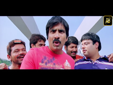 Ravi Teja Full Action Movie | Tamil Onlie Movies HD | Tamil Mega Hit Movies | Tamil Hit Movie HD