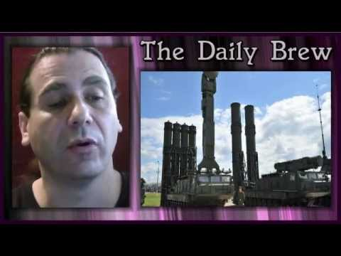 THE DAILY BREW #63 (9/11/2013) Coffee & The Morning Headlines #PTN